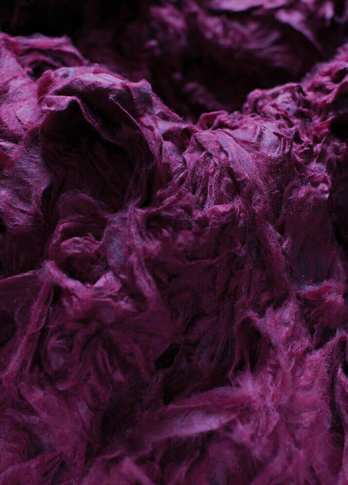 dyed cashmere