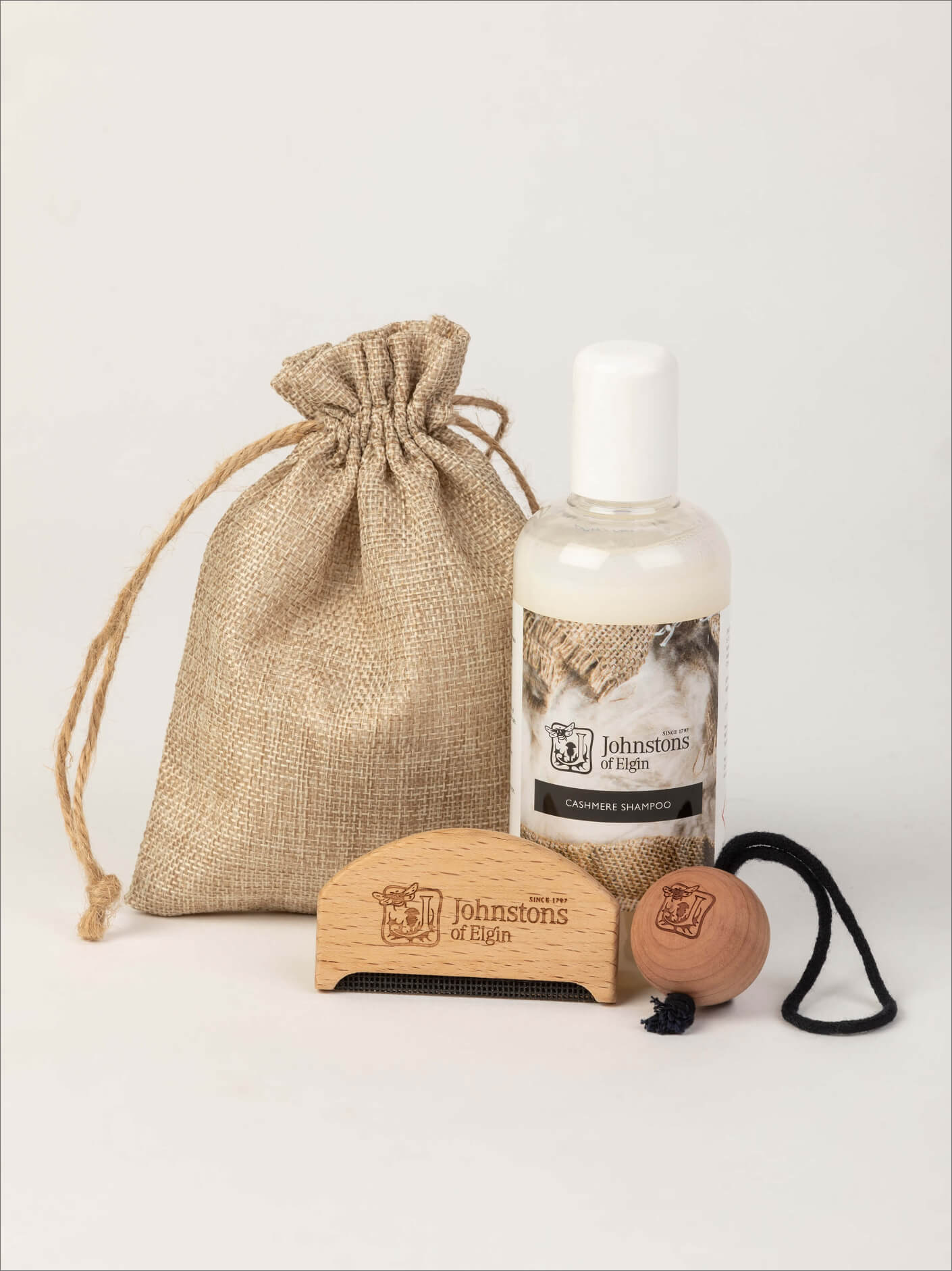Johnstons of Elgin Cashmere Care Kit
