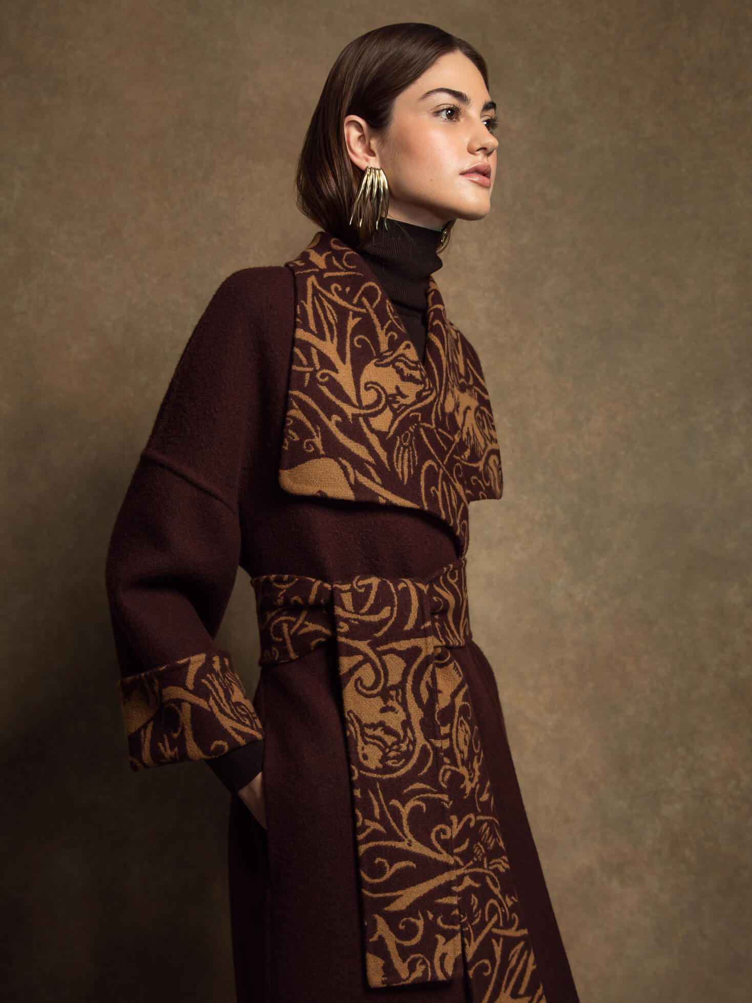 Johnstons of Elgin AW20 Womens Look