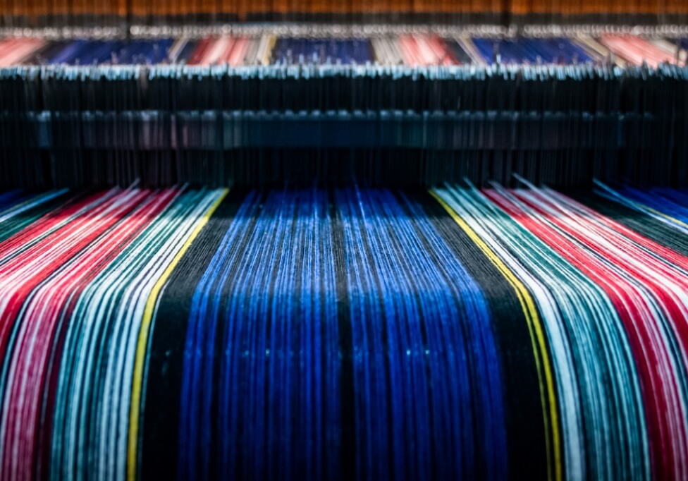 Clash of the Clans going through the loom