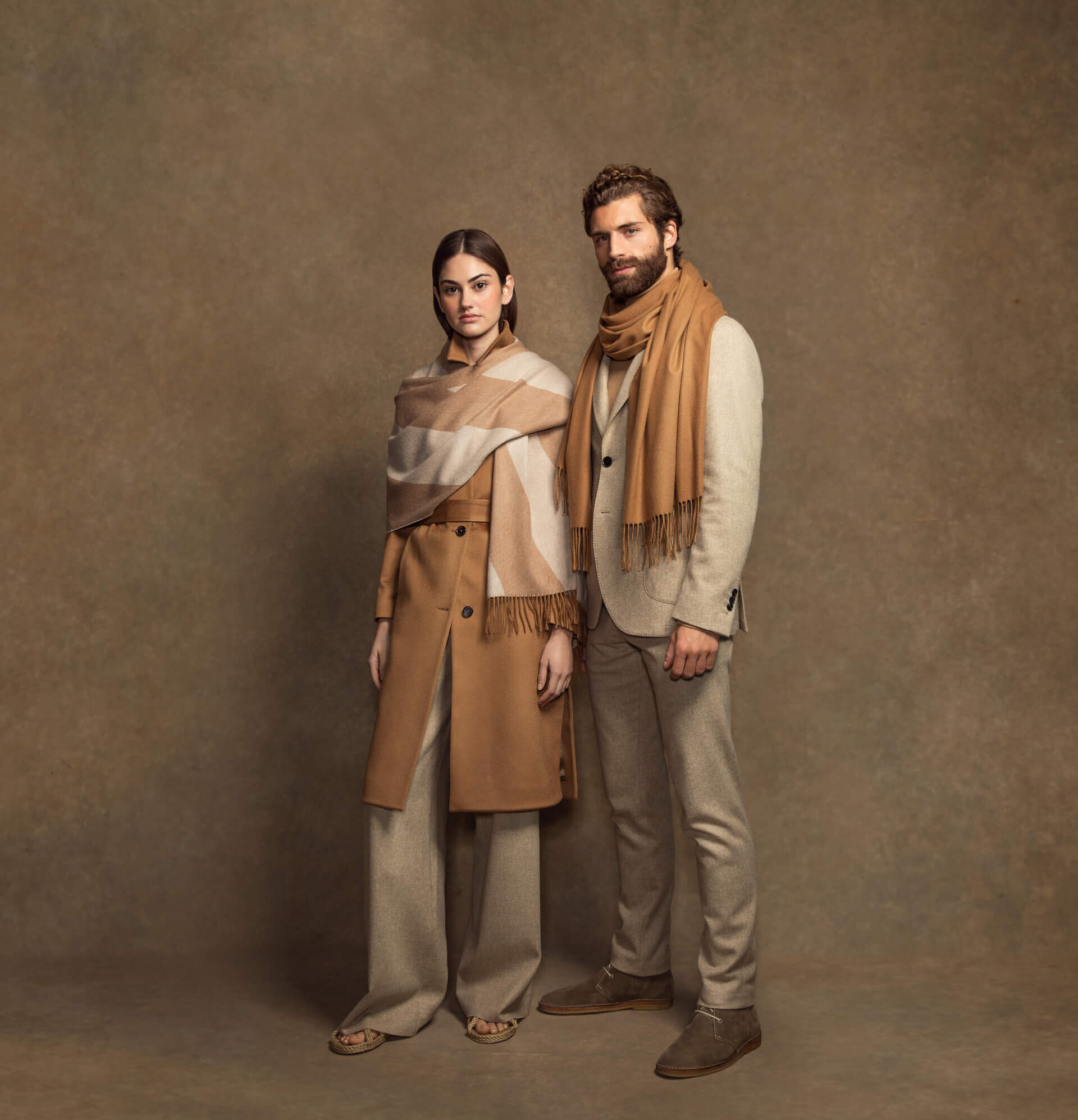 Johnstons of Elgin Vicuna Accessories