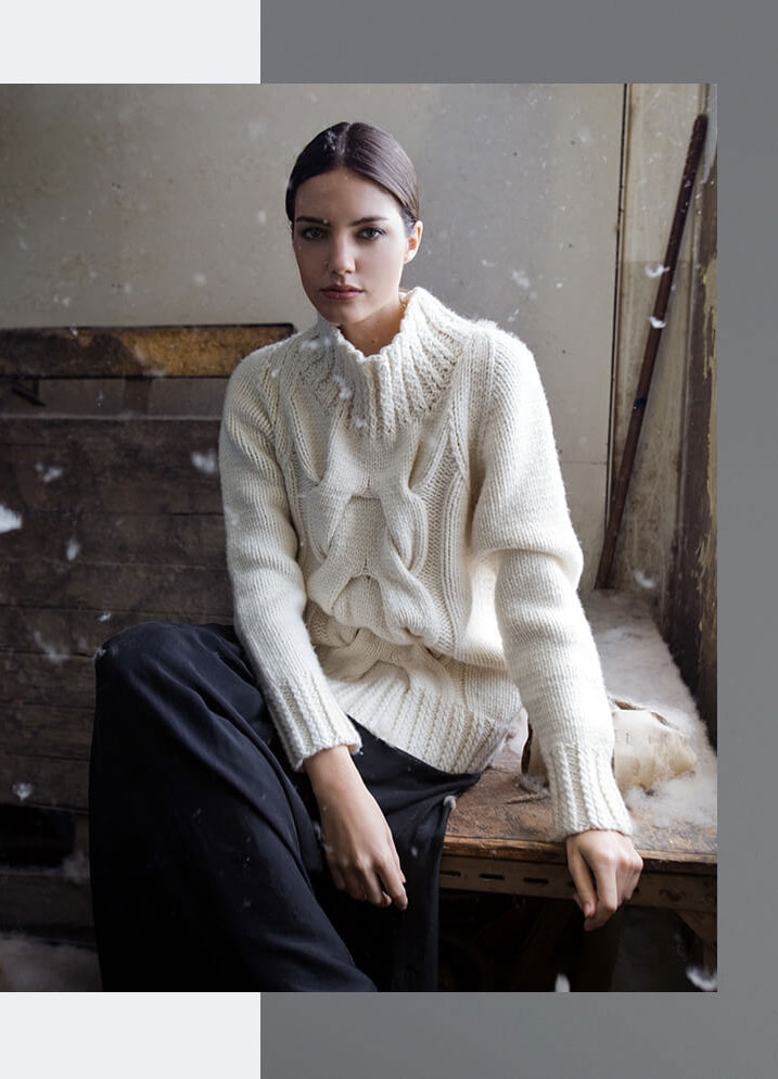 Shop Luxurious Johnstons of Elgin Handknits